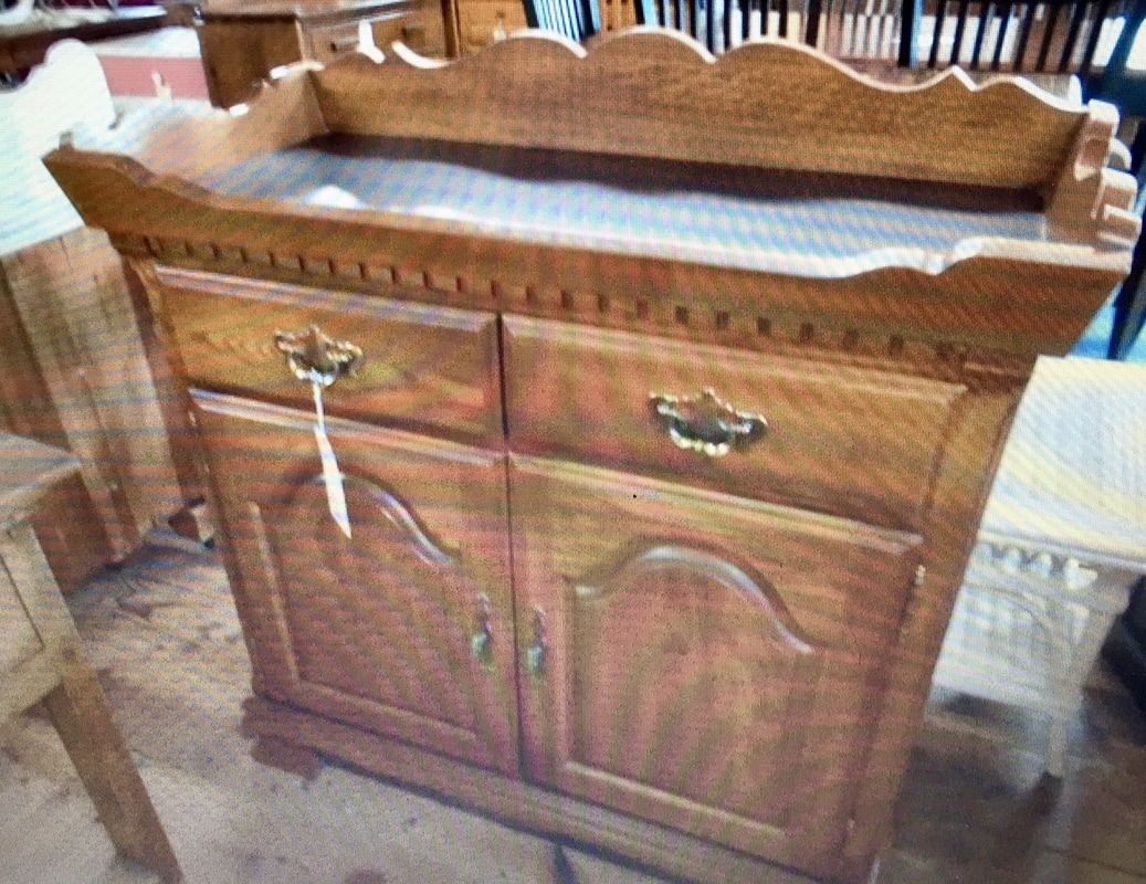 Canterbury used furniture antiques dining room for Used home furniture